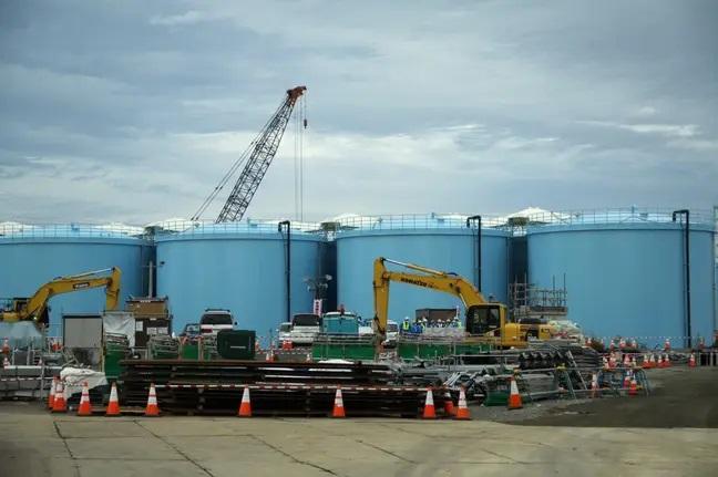 日本福岛核废水排放