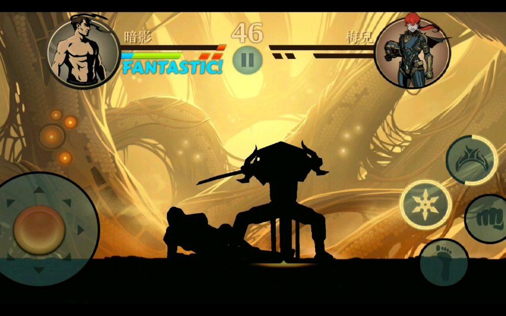 暗影格斗2 boss战