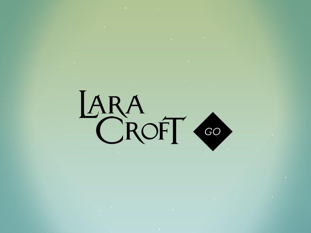 lara croft go logo