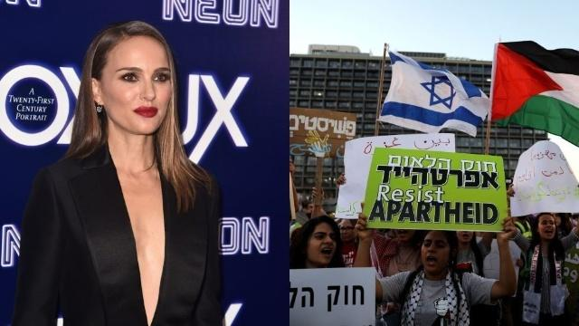 娜塔莉波特曼批判以色列政府