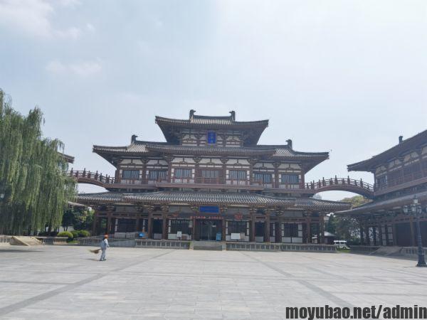 青龙寺古原楼