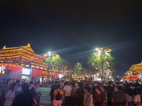 大唐不夜城步行街