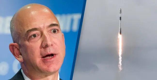 请愿亚马逊CEO不要返回地球
