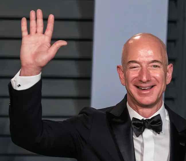 亚马逊CEO